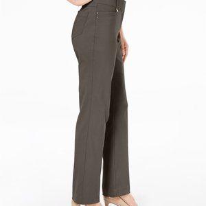 JM Collection Petite Short Length Curvy Fit Pants